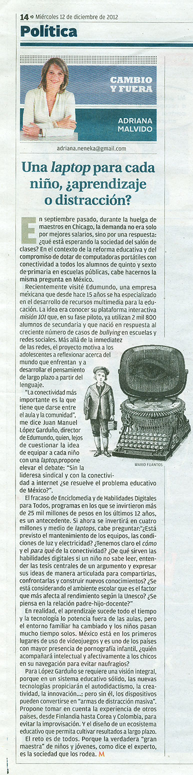 Noticias M1.01
